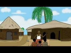 A West African Folktale (Anansi). This is not an Igbo folktale, but the narrative is similar in style and theme.