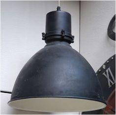 Suspension usine black édition 40 watts, Chez Balivernes Boutique
