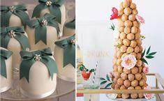 Kilka pomysłów na zastąpienie tradycyjnego tortu weselnego