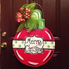 Hey, I found this really awesome Etsy listing at https://www.etsy.com/listing/236797921/christmas-ornament-door-hanger-christmas