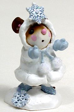 """From My Wee Forest Folk Collection  """"Crystal"""""""