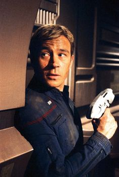 "Charles ""Trip"" Tucker III (Connor Trinneer).  Yup.  I could use more Trip in my life."