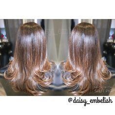 Downtown Campbell: S O F T B A L A Y A G E || #embelishlounge #embelishhairlounge #lorealprous #loreal #randco #majirel #dialight #balayage #ombre #daisy_embelish #sanjose #sanjosesalon #sanjosehairstylist #campbell #downtowncampbell #bayarea #hairstylist #haircut #layers #longlayers #blowdry #blowout #haircolor #haircolorist #hairsalon #bookme #follow #framarint #booknow by daisy_embelish