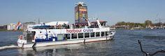 Ontdek de havens van Amsterdam en het IJ met de Amsterdam Harbour Cruise