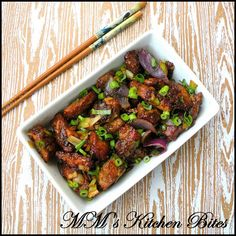 MM's Kitchen Bites: Chinese 5 Spice Pork with Soy and Oyster sauce
