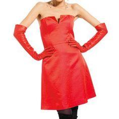 Patron gratuit couture robe bustier