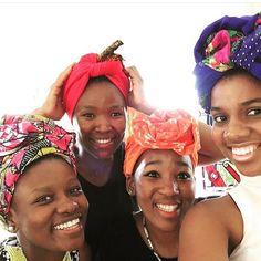 #repost from @realmash Siyababa Siyashisa Sinjengopelepele  #aboutlastweekend #headwrap #headwrapparty #headwrapsession #princessofee #yaaaas #blackgirlmagic #africanroyalty #queens #melanin #lotusflowerbomb