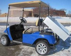 20 Best Golf Cart images in 2017 | Custom golf carts, Golf