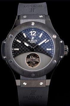 Hublot Big Bang Luxury Watch.
