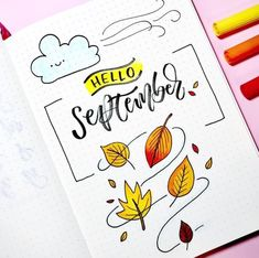 Discover over 40 bullet journal monthly cover ideas and plan your bullet journal monthly theme ahead. Here I gathered the best cover pages for a whole year. page Bullet Journal Monthly Cover Ideas New Edition] Bullet Journal School, Bullet Journal Inspo, Bullet Journal Simple, Bullet Journal Cover Ideas, Bullet Journal Quotes, Bullet Journal Cover Page, Bullet Journal 2019, Bullet Journal Notebook, Bullet Journal Aesthetic