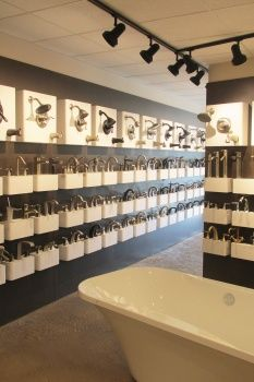 Home Ideas Info - Be Inspired by the Area's Newest Plumbing Showroom