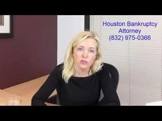 Filing for Bankruptcy in Houston - Bankruptcy Attorney (832) 975-0366