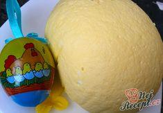 Tradiční velikonoční syrek/hrudka | NejRecept.cz Kefir, Cupcake, Food And Drink, Eggs, Easter, Homemade, Dinner, Fruit, Breakfast