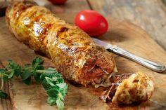 Αρνίσιο κοντοσούβλι με μουστάρδα και πάπρικα - Συνταγές | γαστρονόμος