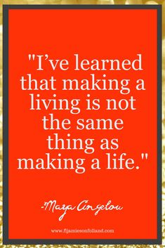 Inspirational Quote | Maye Angelou #quote #inspiration