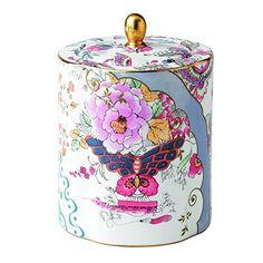 Wedgwood Harlequin Butterfly Bloom Ceramic Tea Caddy Wedgwood http://www.amazon.com/dp/B007CL74B8/ref=cm_sw_r_pi_dp_8iNmwb1RC4PEG