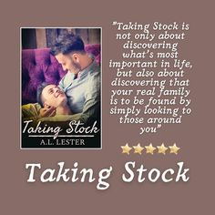 🐑 I'm so pleased with the reviews coming in for Taking Stock! 🐑 Initially, Laurie was supposed to be suffering from some sort of chronic fatigue condition, as I do myself. However, half way through the writing process, my Mama had a stroke. Laurie's condition and frustrations became a combination of hers and my own. I'm really touched that he is resonating with so many readers. books2read.com/takingstocklester #GayRomance #MMRomance #Disability #HurtComfort