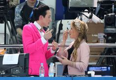 Why Johnny Weir And Tara Lipinski Are The Greatest Commentating Duo Ever
