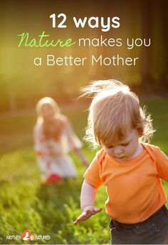 Learn how nature makes you a better mother. Nature makes you happier, healthier and it also makes parenting easier. Find out how! I Hate Math, How To Stop Coughing, Bone Strength, Summer Reading Program, Inspired Learning, Pregnancy Signs, Other Mothers, Building For Kids, Best Mother