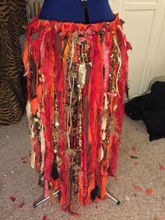 Gypsy Voodoo Priestess Custom Skirt for Cheryl Sczepanski Voodoo Priestess Costume, Voodoo Costume, Hallowen Costume, Cute Costumes, Gypsy Halloween Costumes, Costume Ideas, Voodoo Party, Voodoo Halloween, Halloween Kids