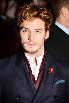 Sam claflin...that is all i can say because if i listed the rest we would be here until the day after NEVER!!!