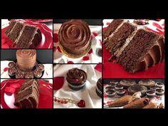 El pastel de Chocolate Más visto en YouTube   13 Millones de vistas - YouTube Doctor Cake, Mousse, Muffin, Pie, Breakfast, Desserts, Chocolate Cakes, Youtube, Sweet Dreams