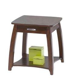 Brentwood Contemporary Rectangular End Table