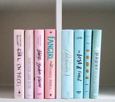 Secret Horses or Briar Hill (spine with moon phases) Pretty pastels. I Love Books, Good Books, Books To Read, My Books, Book Club Books, Book Nerd, Book Lists, Book Suggestions, Book Recommendations