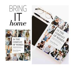 """""""Bring It Home: In The Company Of Women"""" by polyvore-editorial ❤ liked on Polyvore featuring interior, interiors, interior design, home, home decor, interior decorating and bringithome"""