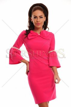 LaDonna Eternal Cuddle Pink Dress