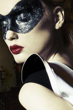 mask makeup idea