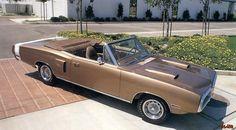 1970 Hemi Coronet R/T Convertible (1 of 2)