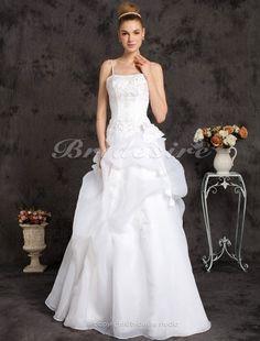 54f1687d70b9 Bridesire - Palloncino Raso terra Canotta Abito da sposa  316131  - €172.69    Bridesire