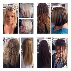 Ladies who have experienced a change in the SALON $99 total revamp SALE
