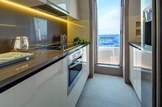 galley kitchen design for having modern style home with island layout awesome