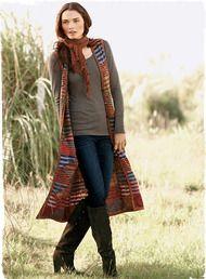 Pima & Alpaca Chiclayo Vest