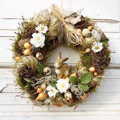 Türkranz Frühlingskranz Türdeko Osterhase Frühling Ostern Dekoration | Möbel & Wohnen, Feste & Besondere Anlässe, Jahreszeitliche Dekoration | eBay!