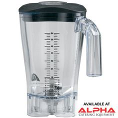 Shop World's topmost brand Hamilton Beach stackable jug at lowest price in Australia from No. 1 hospitality superstore.