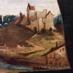 GIROLAMO DAL TOSO (documentato a Vicenza dal 1500 al 1551), MADONNA CON IL BAMBINO IN GLORIA TRA LE SANTE CATERINA E APOLLONIA