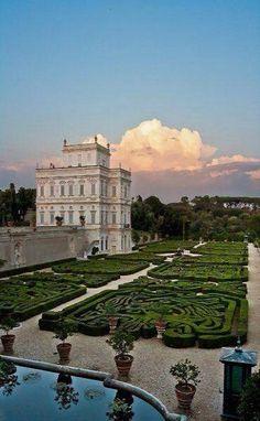 Villa Pamphilj, Rome