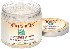 Burt's Bees Bath Crystals, 1 Pound Burt's Bees http://www.amazon.com/dp/B00014DIKE/ref=cm_sw_r_pi_dp_mbJqwb157F2MY