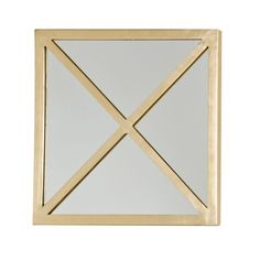 Mirtacx Mirror in Gold Leaf – Lady Builder Shops
