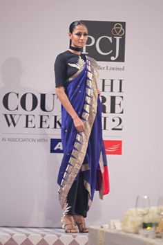 PCJ Delhi Couture Week 2012 - Anamika Khanna — The Purple Window