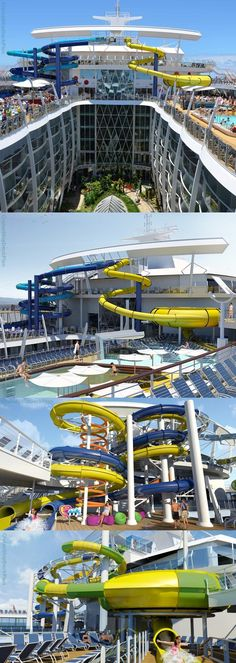 Harmony of the Seas | Take a look inside at the deck plans and other exciting facts about this much-anticipated Royal Caribbean vessel.