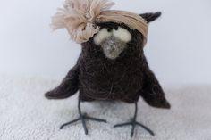 Boho owl by totootse on Etsy