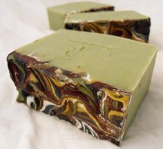 FuturePrimitive Soap  Like the swirls just on the top. Nice and simple.