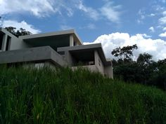 Houses In Costa Rica, West Coast, Building, Buildings, Construction