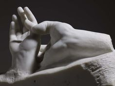 Auguste Rodin Lovers' hands © Musée Rodin