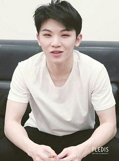 #woozi #is #so #manly #rn #cute #but #sexy #seventeen #svt #vobo #leejihoon Jeonghan, Wonwoo, The8, Seungkwan, Seventeen Woozi, Seventeen Debut, Vernon, Lee Jihoon, Adore U