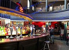 9. THE FONT: This is an ideal venue for pre-drinks if you are out on a hen or stag night or with a big groups of friends. The drinks are cheap with lots of offers on shots. There is always a DJ downstairs playing popular tunes to get your night started. #BrightonBars http://www.fontbrighton.co.uk/
